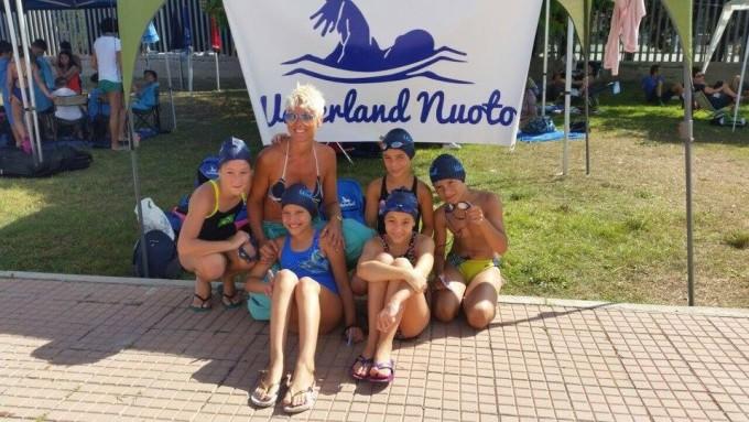 Waterland Nuoto Esordienti B - Oristano 2016-2017 UNO
