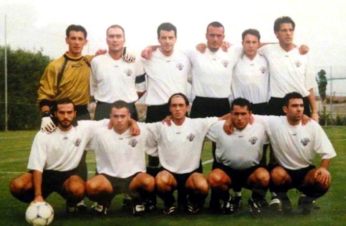 CUS Sassari Calcio - 1999-2000