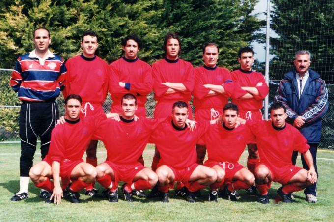 CUS Sassari Calcio - 1999-2000 DUE