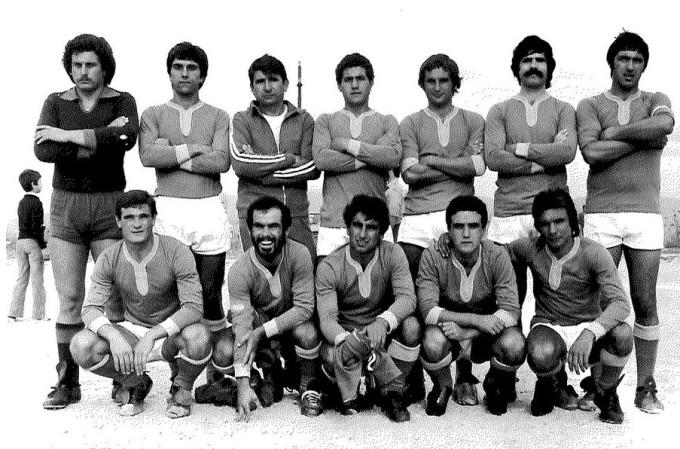 Castelsardo Calcio 1976-1977
