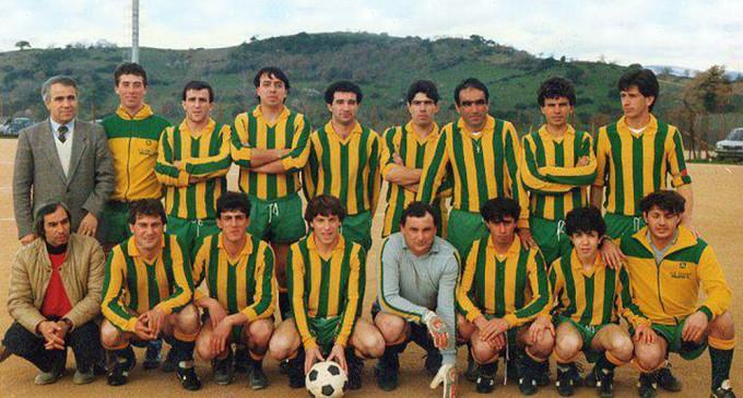 GS Meana Sardo - 1986-1987