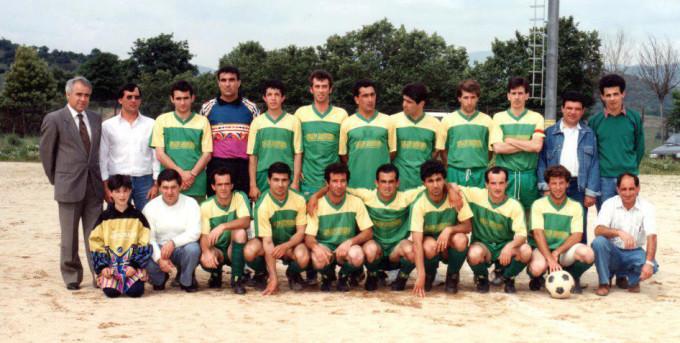 GS Meana Sardo - 1991-1992