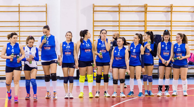 GSD Volley Ghilarza · 2016-2017