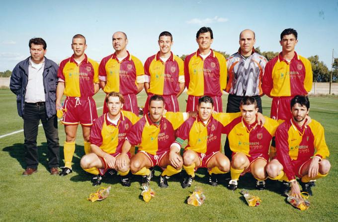Ghilarza Calcio - 2001-2002