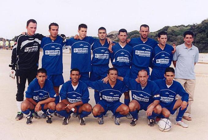 Polisportiva Luogosanto - 2004-2005