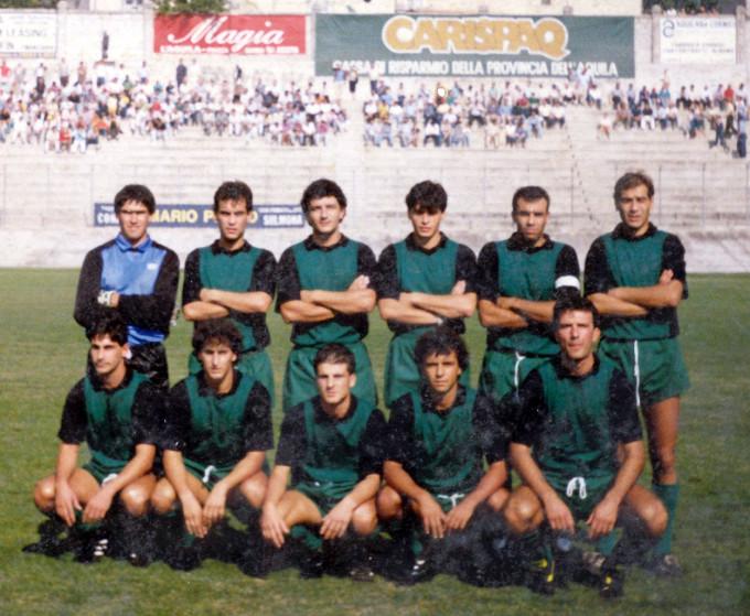 Polisportiva Thiesi 1929 - 1988-1989.