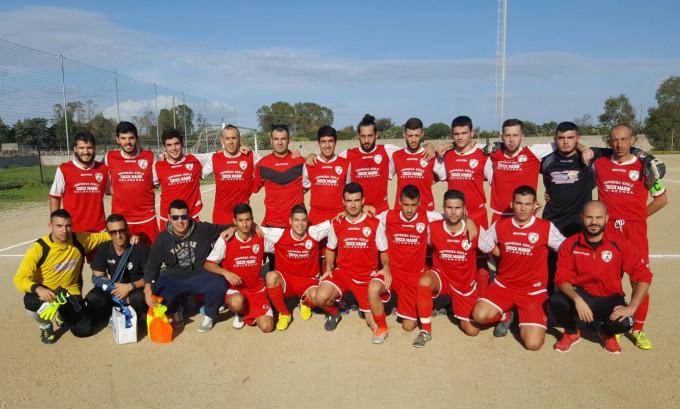 Solarussa Calcio 2016-2017
