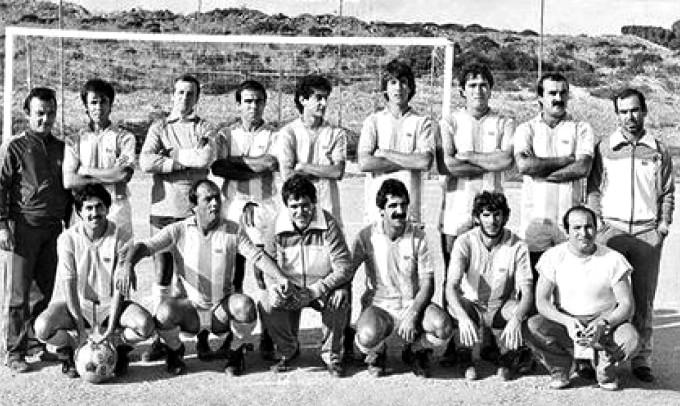 Stintino Calcio - 1981-1982