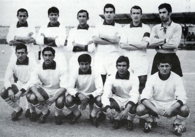 Tharros Calcio · Oristano - 1967-1968