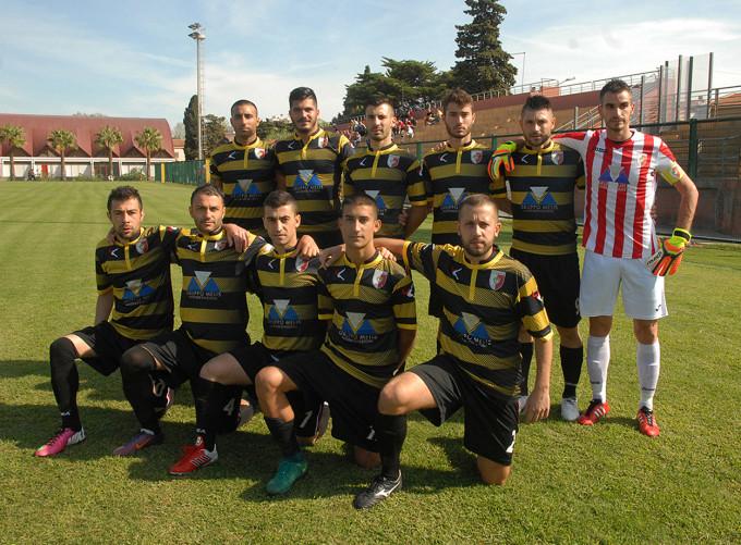 Tharros Calcio · Oristano 2017-2018