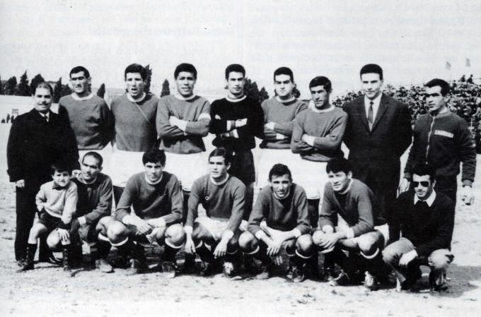 Tharros Calcio - Oristano 1965-1966