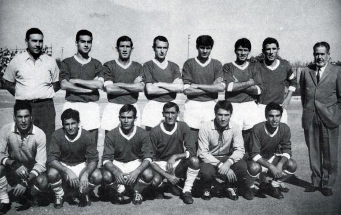Tharros Calcio - Oristano 1967-1968