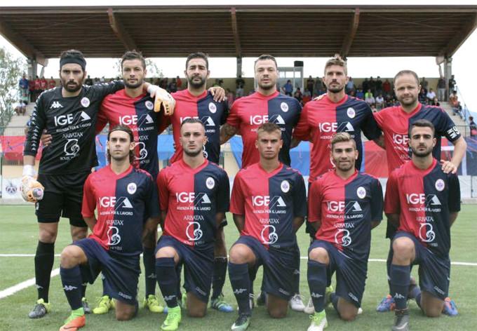 Tortoli Calcio 1953 - 2017-2018
