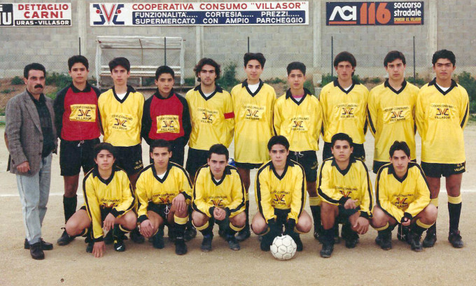US Villasor Allievi - 1989-1990 DUE