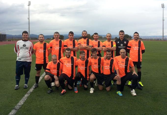 Unione Sportiva Torpè 2014-2015