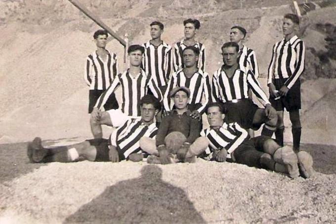 Buggerru Calcio - 1929-1930