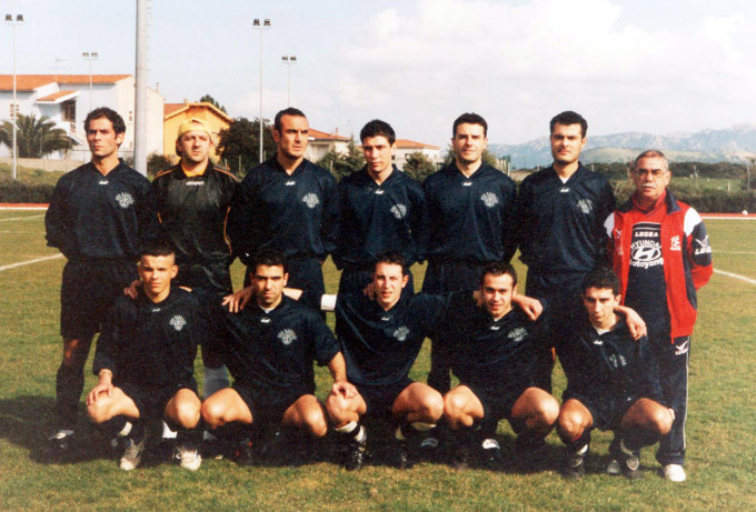 CUS Sassari Calcio - 2002-2003