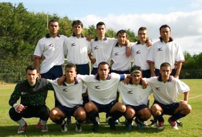 CUS Sassari Calcio 2004-2005