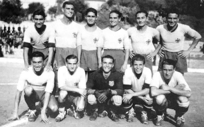 Cagliari Calcio -1938-1939