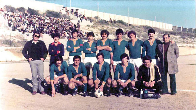 Castelsardo Calcio 1978-1979
