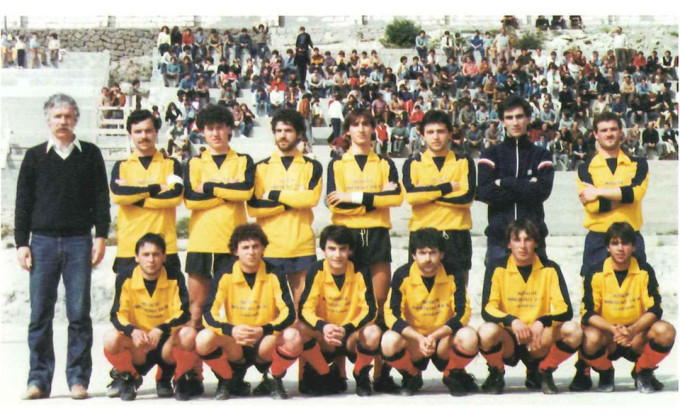 Castelsardo Calcio 1981-1982