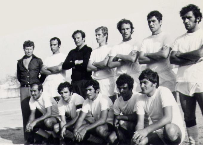 Olbia Calcio 1971-1972