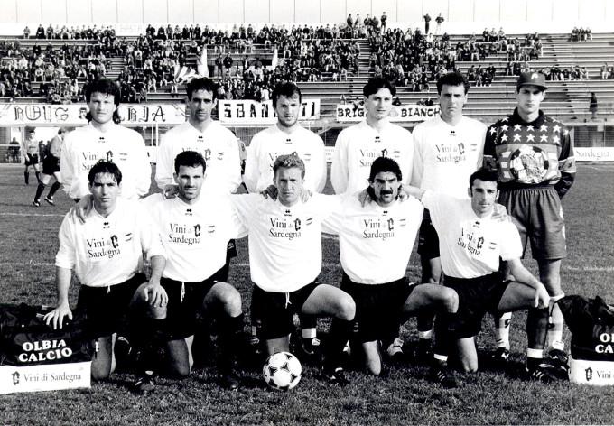 Olbia Calcio - 1993-1994