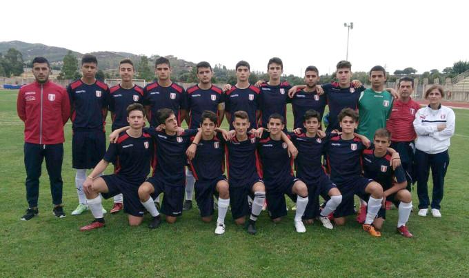 Oristanese Calcio Allievi · Oristano 2017-2018