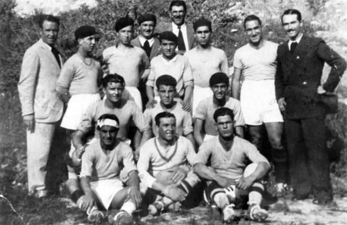 San Giorgio Cagliari 1937-1938
