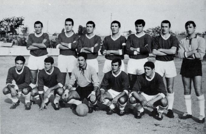 Tharros Calcio 1967-1968