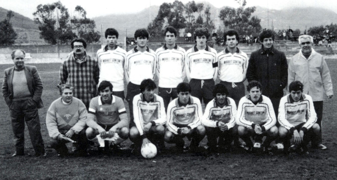 Tharros Calcio Under 18 - Oristano 1985-1986