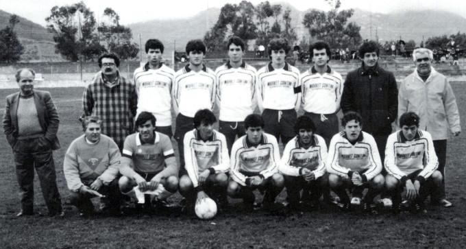 Tharros Calcio Under 18 - Oristano 1985-1986