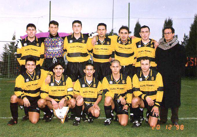 US Villasor PROMOZIONE 1998-1999