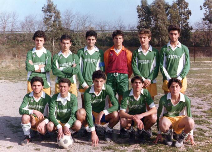 Virtus Santa Giusta - 1987-1988