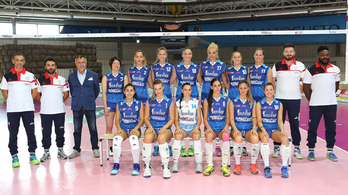 Volley Hermaea Olbia 2017-2018