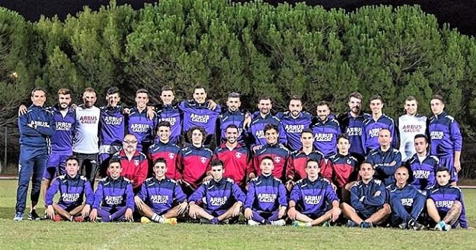 Arbus Calcio 2017-2018 DUE