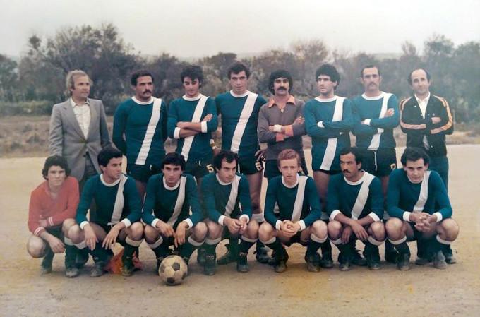 Badesi Calcio 1977-1978