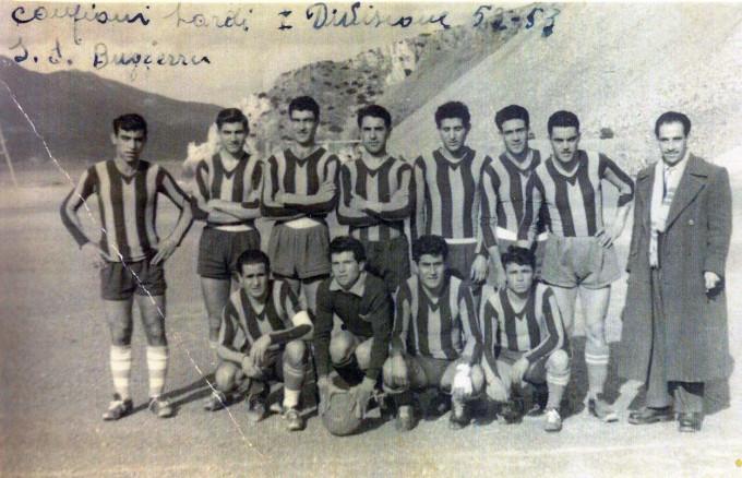 Buggerru Calcio - 1952-1953