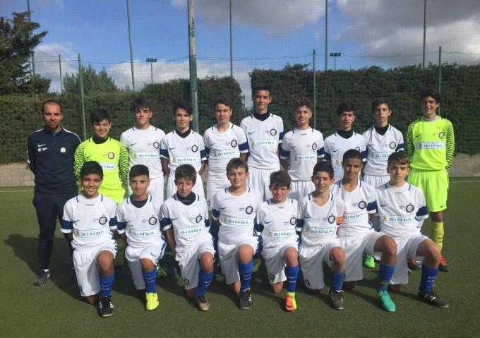 CS SImba Giovanissimi - Palmas Arborea 2017-2018