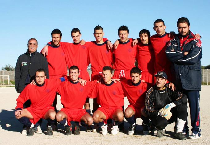 CUS Sassari Calcio - 2005-2006