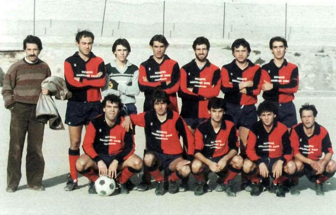 Castelsardo Calcio 1983-1984