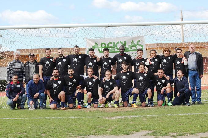 Dolianova Calcio 2015-2016 DUE
