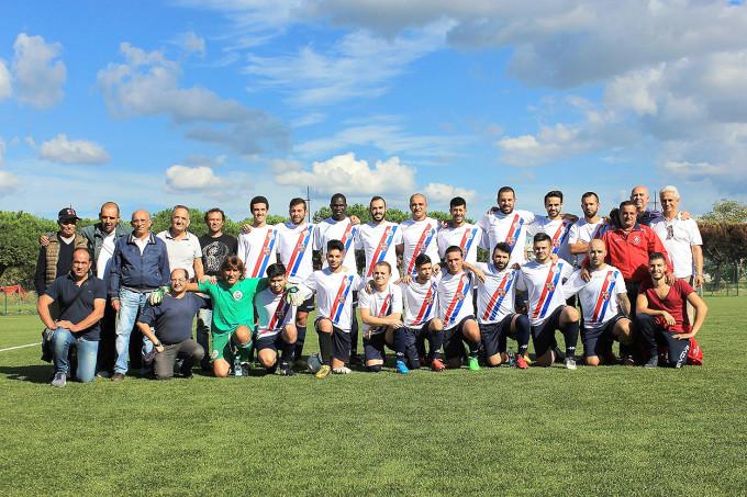 Dolianova Calcio 2015-2016 UNO
