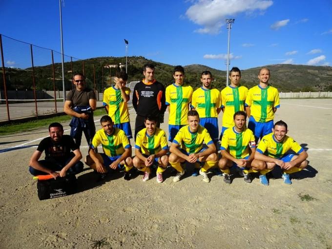 GS Meana Sardo 2013-2014 Seconda categoria DUE