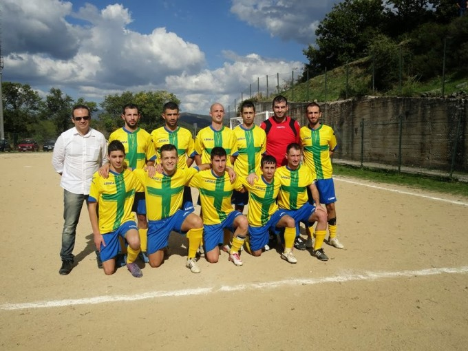 GS Meana Sardo 2013-2014 Seconda categoria TRE