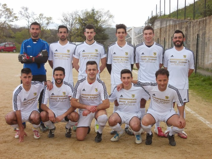 GS Meana Sardo 2013-2014 Seconda categoria UNO