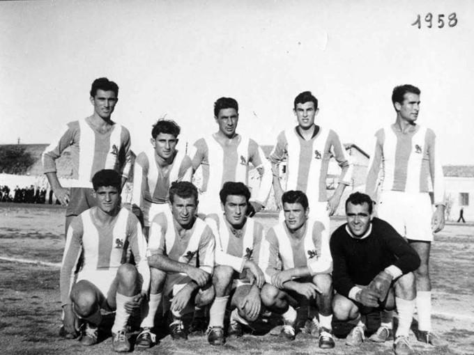 IlvaMaddalena Calcio - 1958