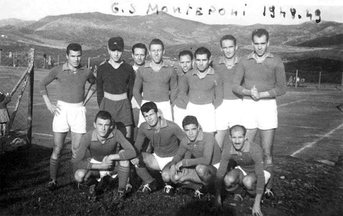 Monteponi Iglesias - 1948-1949