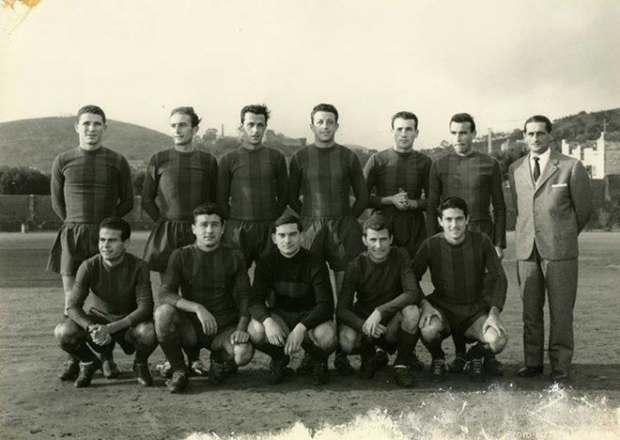 Monteponi Iglesias - anni sessanta