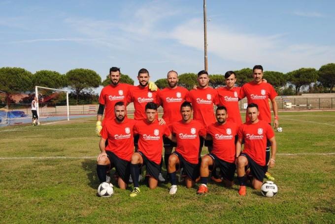 Porto Torres Calcio 2017-2018